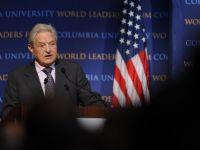 Soros il sustine pe Obama la presedintie. Cat investeste miliardarul in campania sa electorala