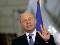"""Basescu, intrebat la Chicago despre participarea Romaniei la achizitionarea unor drone: """"Nu marim taxele"""""""