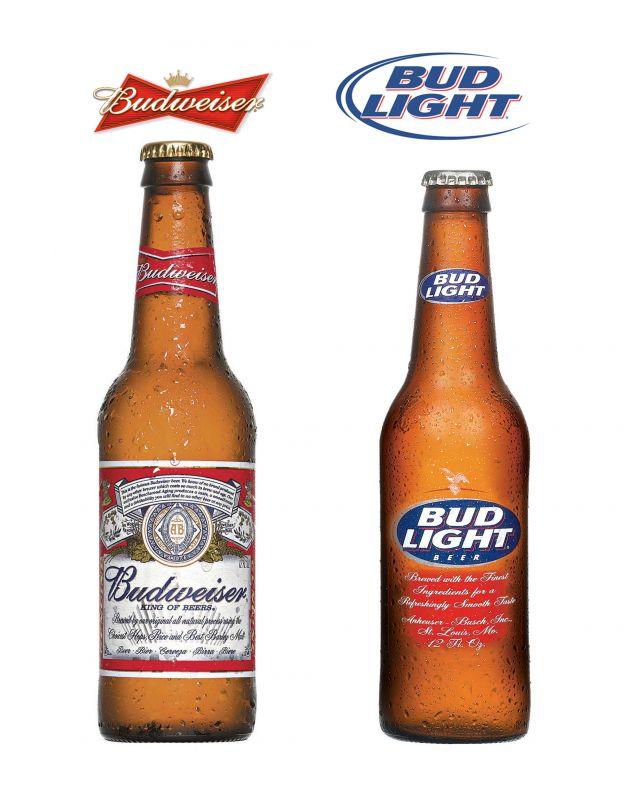 1. Bud Light - valoarea brandului: 8,36 miliarde dolari, in crestere cu 17% fata de anul trecut