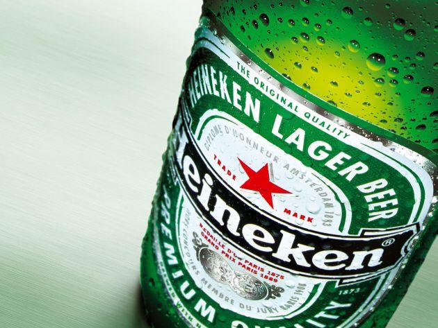 3. Heineken – valoarea brandului: 6,05 miliarde de dolari, in scadere cu 8% fata de anul trecut