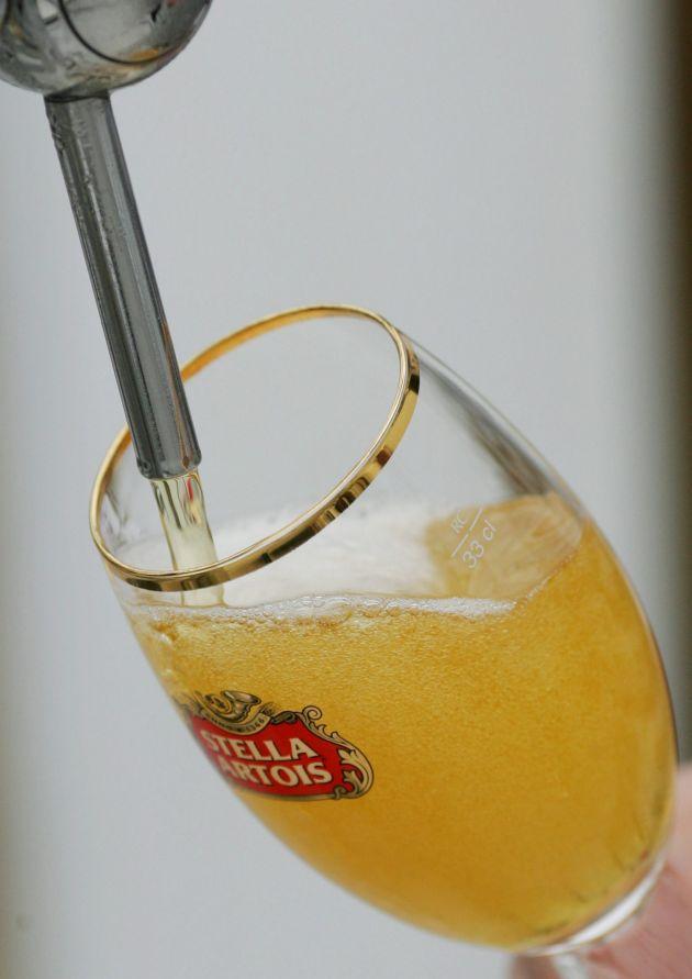 6. Stella Artois – valoarea brandului: 4,52 miliarde de dolari, la fel ca anul trecut