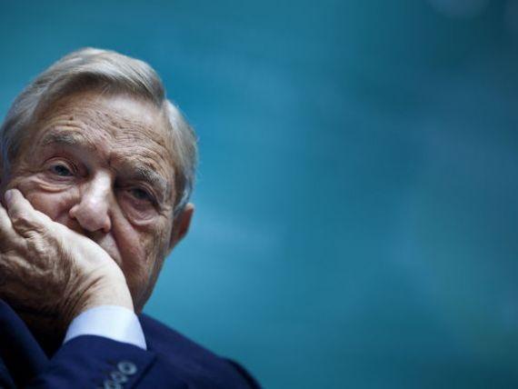 Soros: Europa este sub atacul Rusiei. Ucraina, un pericol mai mare decat Grecia, are nevoie de pana la 50 mld. dolari