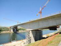 Romania sustine ideea construirii unui nou pod peste Dunare, catre Ruse