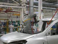 Uzina de la Mioveni se inchide pentru a treia oara in acest an. Dacia isi intrerupe activitatea de productie luni si marti