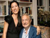 Dragostea nu are varsta: George Soros se casatoreste cu o femeie care are jumatate din anii lui. Inelul de logodna, din aur roz, cu diamant