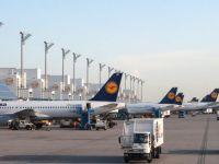 Lufthansa, cel mai mare operator aerian din Germania, a intrat in greva pentru a doua oara de la inceputul crizei
