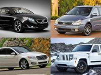 Invinse de criza. 9 masini care vor disparea in 2013 GALERIE FOTO