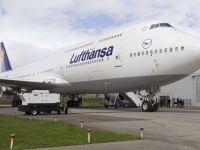 Lufthansa, din nou intr-o greva de amploare. Perturbari ale traficului aerian, la Berlin si Munchen