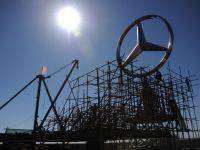 Criza ajunge din urma producatorii auto germani. Mercedes va rata tinta de profit pentru acest an