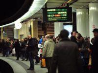 Belgia, paralizata incepand de marti seara. Greva care va afecta pasagerii si economia tarii