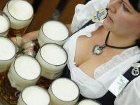 Romanii prefera berea autohtona, beau 90 de litri pe an si dau la stat 45% din pretul unei halbe. Secretele celei mai consumate bauturi alcoolice