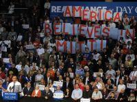 """Wall Street il vrea pe Romney la Casa Alba: E """"mai pro crestere economica"""""""