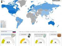 Taxe si contributii sociale in Europa. Romanul plateste mai mult ca francezul sau britanicul. Cat lucram comparativ cu restul Europei