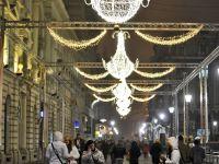Trei milioane de beculete pentru sarbatorile de iarna vor fi aprinse sambata in Bucuresti