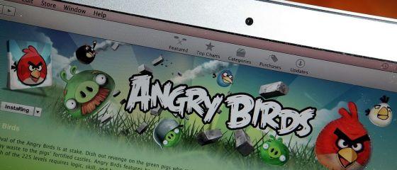 Succesul  Angry Birds  impulsioneaza economia Finlandei