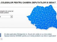 Alegeri parlamentare 2012 - vezi unde si cu cine votezi, stiri si rezultate in timp real, totul cu aplicatia Stirileprotv.ro