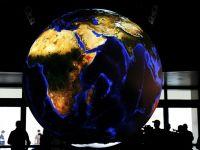 Furtuna solara ce va influenta campul magnetic al Pamantului, in 2013. Luminile Nordului se vor vedea in sudul Europei