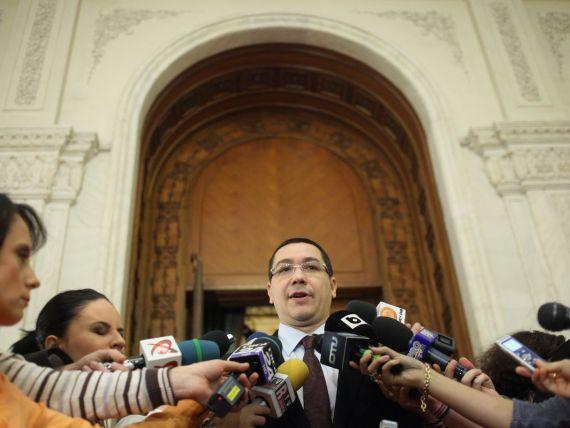 Ponta spune ca s-a saturat de  smecheriile  sefului CNSC:  A blocat iar licitatia Comarnic-Brasov
