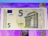 Durata de viata a unei bancnote de 5 euro = cu cea a buburuzei. Tot ce nu stiai despre moneda unica