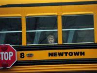 Soferii autobuzelor scolare din New York fac prima lor greva din ultimii 33 de ani