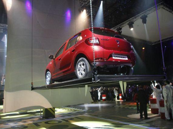 Inmatricularile Dacia in Franta au urcat in primele noua luni cu 21,2%, cel mai rapid ritm din piata. Sandero, in top 10 cel mai bine vandute modele
