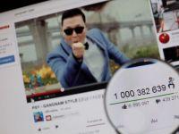 """""""Gangnam Style"""" a generat venituri de peste 8 milioane de dolari pentru YouTube"""