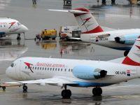 Aviatia austriaca, mobilizata pentru a asigura securitatea Forumului de la Davos