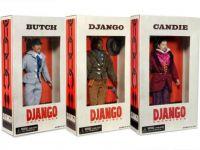 """Papusi inspirate de personajele din filmul """"Django Unchained"""", retrase de pe eBay"""