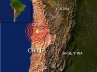 Cutremur cu magnitudinea de 6,7, produs in Chile