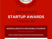 Romanian Startup Awards. Voteaza acum pentru start-up-urile si investitorii preferati