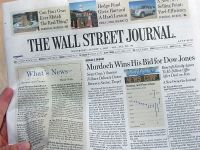 Wall Street Journal, victima unui atac informatic revendicat pe Twitter