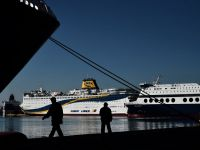 Noi greve si manifestatii in Grecia. Transporturile si spitalele, cele mai afectate sectoare