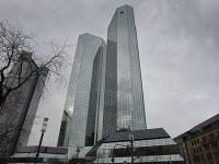 Deutsche Bank va limita bonusurile platite in acest an la 300.000 euro, din care jumatate in cash