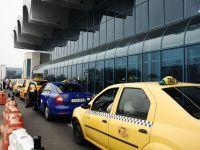 Reactia taximetristilor cu 3,5 lei pe km, scosi de pe aeroportul Otopeni. Cum functioneaza noul sistem