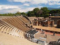 Cum salveaza italienii cel mai bine conservat oras din epoca romana