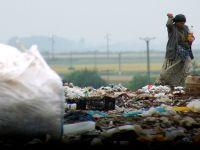 "Reportaj The Sun: ""Romii traiesc in conditii mizere la groapa de gunoi din Cluj. Vor sa inceapa o noua viata in Marea Britanie"""