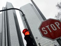 Deutsche Bank, cea mai mare banca de investitii din Europa, inregistreaza pierderi de 1,15 mld. euro in trim. IV