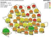 Unirea si faramitarea Romaniei. Cum s-a schimbat harta tarii de-a lungul istoriei: cand a avut teritoriul cel mai intins si cand a fost rupta in bucati