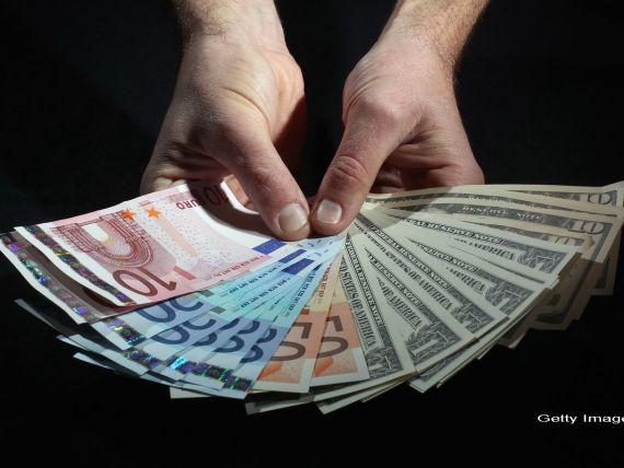 Finantele au imprumutat 500 milioane lei, la o dobanda care a atins un minim istoric