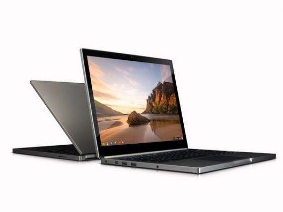 Chromebook, primul laptop Google cu ecran tactil