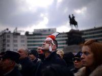Bulgarii isi striga nemultumirile. Zeci de mii de persoane au protestat impotriva coruptiei si saraciei