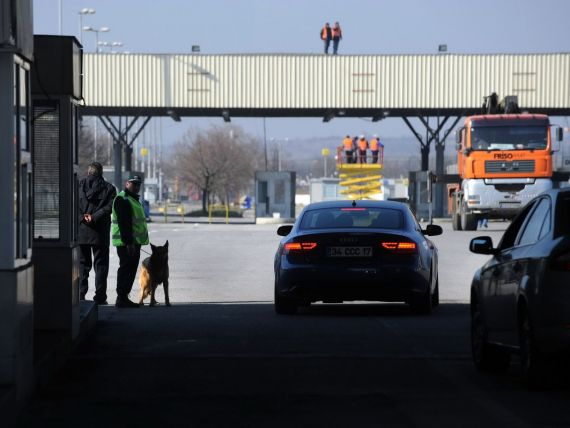 Bruxelles-ul propune trecerea la  frontiere inteligente  pentru spatiul Schengen