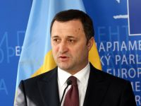 Premierul moldovean Vlad Filat si-a prezentat demisia