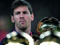 Messi doneaza 600.000 de euro unui spital din Argentina