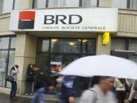 BRD a revenit pe profit anul trecut, de 43,2 mil. lei, ca urmare a scaderii costului net al riscului