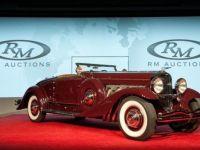 Ferrari, Bentley si Rolls-Royce de milioane de dolari. Cele mai scumpe masini de epoca vandute la licitatie FOTO