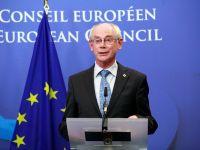 Presedintele Consiliului European se retrage din politica