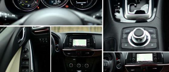 Test in Romania cu japoneza care merita un loc langa BMW,  Audi si Mercedes. 180 de cai si consum de 7l/100 km. GALERIE FOTO