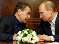 """Medvedev: """"Companiile de stat din Rusia au bani blocati in bancile cipriote. UE se comporta ca un taur intr-un magazin de portelanuri"""""""