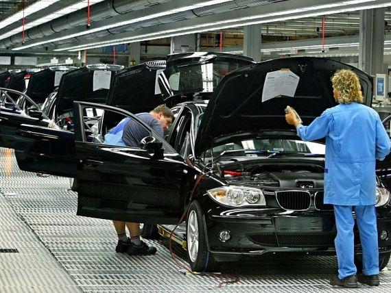 Unul dintre marii producatori auto din Germania va deschide o fabrica la noi, declara Ponta